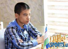 Шамсиддин Воҳидов Санкт-Петербургда дона сурмоқда (фото)
