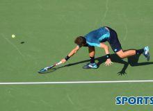 Истомин германиялик теннисчи олдида ожиз қолди