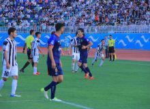 FC Bunyodkor gain a 2-1 win over FC Sogdiana in Jizzakh