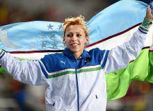 Надия Дусанова – чемпионка Азии