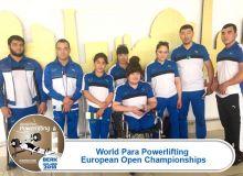 Uzbekistan's athletes leave for World Para Powerlifting European Open Championships