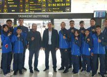Молодые таэквондисты Узбекистана соревнуются в Таиланде
