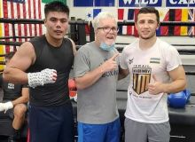 The world is considering Madrimov and Melikuziev as the next GGG coming from Central Asia