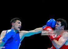 Бокс: Бобо Усмон Батуров ҳам чорак финалда