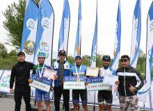 В Бостанлыке завершился чемпионат Узбекистана по велошоссе