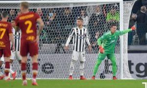 «Рома» проиграла «Ювентусу» в матче, где Шомуродов сыграл 10 минут (Видео)