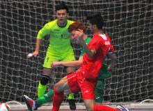 Iran claim a 6-3 win over Turkmenistan in 2019 AFC U-20 Futsal Championship Qualifiers