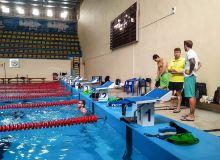 Наши пловцы проводят последний сбор во Владивостоке