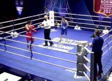 """Бокс: Нодиржон Мирзаҳмедов """"Губернатор кубоги"""" финалига йўл олди"""