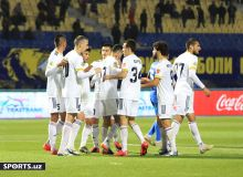Pakhtakor dominate Metallurg as Eren Derdiyok shines