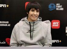 UFC 254 Fighter Liliya Shakirova Says Khabib Nurmagomedov Helped Her Book A Fight On Fight Island