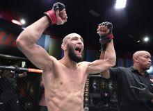 Ҳамзат Чимаев UFC рейтингидан чиқариб юборилди