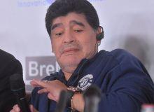 Марадона Мексиканинг қуйи дивизион жамоасини бошқариши мумкин