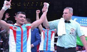 Азизбек Абдуғофуров WBC Silver камарини муносиб ҳимоя қилди