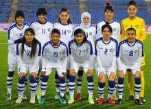 Третий тур CAFA Women-2019 U-23: очередная победа.
