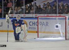 HC Humo receive a stunning 5-2 defat from HC Dinamo Saint Petersburg
