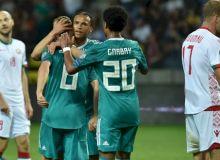 Беларусь - Германия 0:2 (видео)