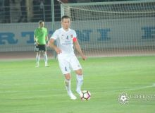 Super League. FC Kizilkum player suspended for one match