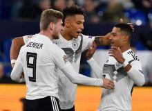 Евро-2020 саралаш босқичи. Германия Голландиядан, Бельгия Кипрдан устун келди