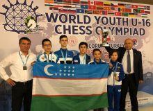 Наши юные шахматисты выступили успешно на Всемирной Шахматной Олимпиаде