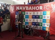 Алишер Узаков - PR директор «Навбахора»