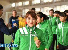 Uzbekistan Women's Futsal Championship Awarding Ceremony in photos
