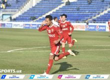 Photo Gallery. FC Nasaf 2-2 FC AGMK