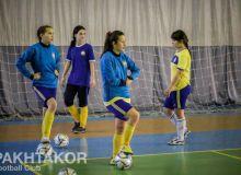 Женская команда «Пахтакора» готовится к новому сезону