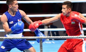 Абдурасулов справился с боксером из Ирака.