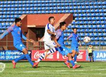 Юношеская сборная Узбекистана сыграла вничью с Индией и вышла в финальную часть ЧА U-16