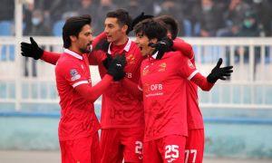 Javohir Alijonov scores a debut goal as FC Lokomotiv beat FC Kokand to claim three points