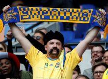 Украина Италия билан ўртоқлик учрашуви ўтказади