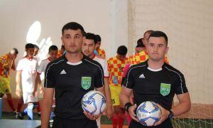 Футзал: второй круг в первой лиге пройдёт в Фергане.