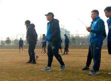 Футболисты «Бунёдкора» сдали нормативы по физической подготовке