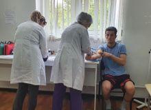 Началось медицинское обследование наших сборных перед началом вакцинации