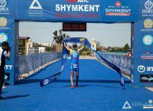 Триатлонист Узбекистана стал победителем ІІІ этапа кубка «TEMIRADAM» в Казахстане