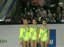 Бадиий гимнастикачиларимиз Москва Гран-присида совриндор бўлишди