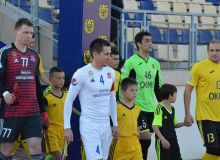 FC AGMK pick a 3-0 victory over FC Kizilkum in Almalyk