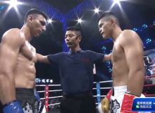 The Uzbek muaythai fighter might go on his career in the One Championship