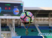 «Кызылкум» обыграл «Металлург» в контрольном матче
