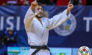 2019 World Judo Championships kicks off. Uzbek judoka in semis