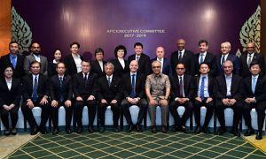 Сегодня в столичной гостинице «International» состоится заседание Исполнительного комитета АФК