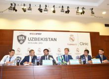 Бывшие звёзды «Реал Мадрида» прибудут в Узбекистан