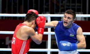 Бобо-Усмон Батуров вышел в четвертьфинал ЧА