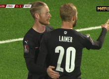 Австрия Фарер ороллари дарвозасига 2 та гол урди (видео)