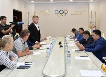 Обсуждены вопросы подготовки к Токийской Олимпиаде по гребле на байдарках и каноэ