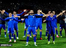 Победа Узбекистана над Ганой, прекрасная атмосфера на стадионе «Марказий» и лучшие болельщики (Фотогалерея)