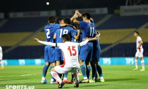 Photo Gallery. Uzbekistan 4-1 Iran
