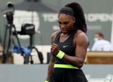 Serena Uilyams opasini xafa qildi