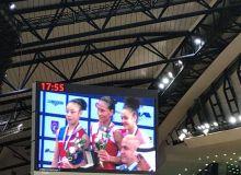 Оксана Чусотивитина завоевала очередное золото Кубка мира в Дохе